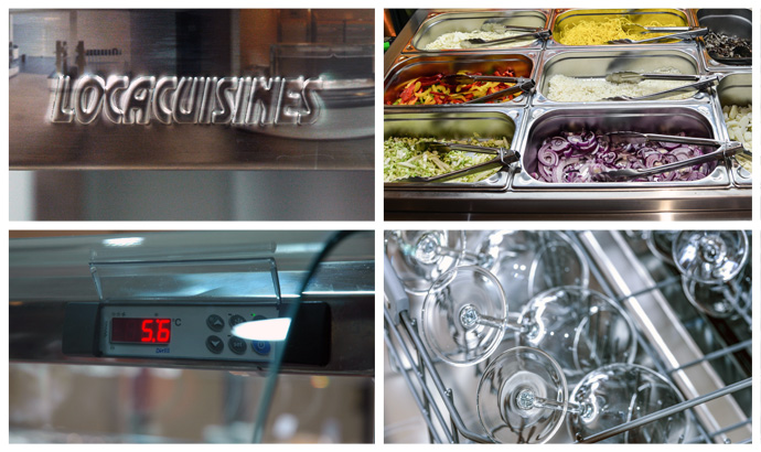 location matériel de cuisine professionnel | locacuisines - Location Cuisine Professionnelle