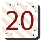 Calendrier de l'avent Locacuisines - Jour 20