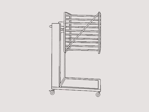 chariot-pour-four-10-20-niveaux