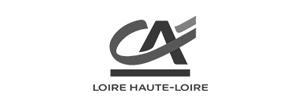 Logo crédit agricole - st jean de bonnefonds - Loire - Région Auvergne Rhône Alpes