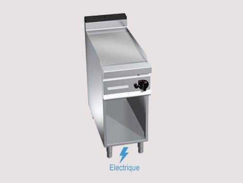 grill-lisse-electrique-sur-support-demi-module