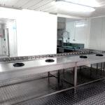 laverie-provisoire-locacuisines-merignac-gironde-vue-table-tri