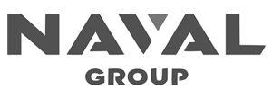 Logo Naval Group - projet développé à Toulon - Var - Provence alpes côte d'azur