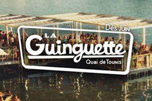 restaurant éphémère la guinguette Toulouse